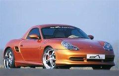 Añadido parachoques delantero Porsche Boxter kit Fashion Esquiss