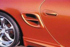 Entradas de aire traseras Porsche Boxter kit Fashion Esquiss