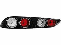 Faros traseros para Alfa Romeo 156 98-03 negros