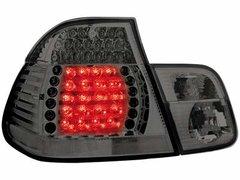 Faros traseros de LEDs para BMW E46 Lim. 02-04 ahumados 4-piezas