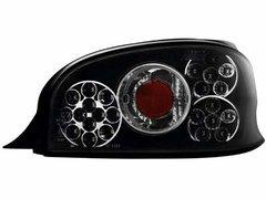 Faros traseros de LEDs para Citroen Saxo 96-00 negros