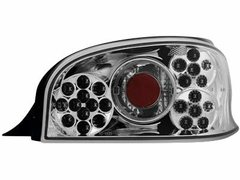 Faros traseros de LEDs para Citroen Saxo 96-00 claros