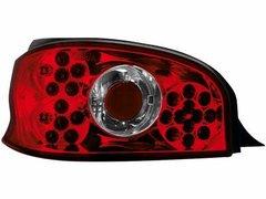 Faros traseros de LEDs para Citroen Saxo 96-00 rojos/claros