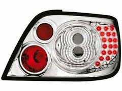 Faros traseros de LEDs para Citroen Xsara 97-00 claros
