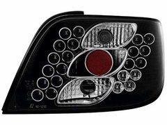 Faros traseros de LEDs para Citroen Xsara 97-00 negros