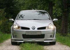Parachoques delantero para Renault Clio C kit Konigseder