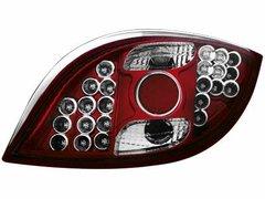 Faros traseros de LEDs para Ford KA 96-08 rojos/claros