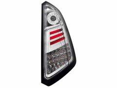Faros traseros de LEDs para Fiat Grande Punto 05+ claros