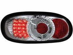 Faros traseros de LEDs para Mazda MX5 Roadster 98-05 claros