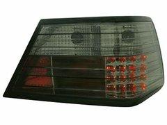 Faros traseros de LEDs para Mercedes Benz W124 E-Kl. 84-93 ahumados