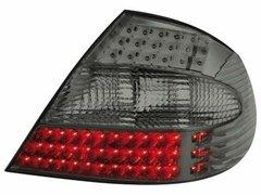 Faros traseros de LEDs para Mercedes Benz CLK W209 05-10 ahumados