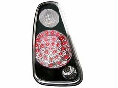 Faros traseros de LEDs para Mini One / Cooper 03+ negros