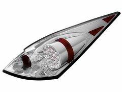 Faros traseros de LEDs para Klarglas Nissan 350Z 03-09 claros