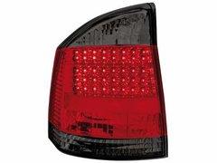 Faros traseros de LEDs para Opel Vectra 02-07 rojos/ahumados
