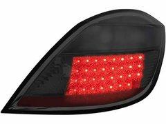 Faros traseros de LEDs para Opel Astra H 5T 04+ ahumados