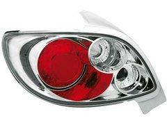 Faros traseros para Peugeot 206 98-09 claros