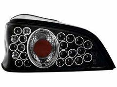 Faros traseros de LEDs para Peugeot 106 96-99 negros