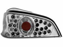 Faros traseros de LEDs para Peugeot 106 96-99 claros