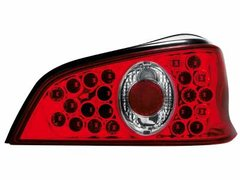 Faros traseros de LEDs para Peugeot 106 96-99 rojos/claros