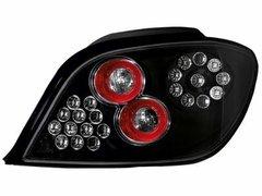 Faros traseros de LEDs para Peugeot 307 01-08 negros