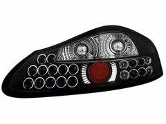 Faros traseros de LEDs para Porsche Boxster 96+ negros