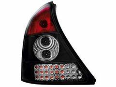 Faros traseros de LEDs para Renault Clio II 98-01 negros