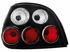 Faros traseros para Renault Megane 5T 99-02 negros