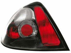 Faros traseros para Renault Megane 3/5T 03-09 negros