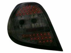 Faros traseros de LEDs para Renault Clio 05+ ahumados
