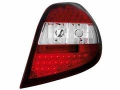 Faros traseros de LEDs para Renault Clio 05+ rojos/claros