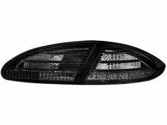 Faros traseros de LEDs para Seat Leon 05-09 1P negros