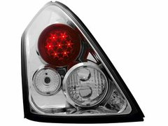 Faros traseros de LEDs para Suzuki Swift 05+ claros