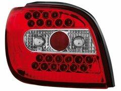Faros traseros de LEDs para Toyota Yaris 98-05 rojos/claros