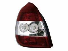 Faros traseros para Toyota Corolla E11 97-00 3/5T rojos/claros