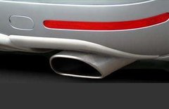 Contorno tubos de escape para VW Touareg kit Caractere