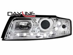 Faros delanteros luz diurna DAYLINE para AUDI A4 8E 01-04