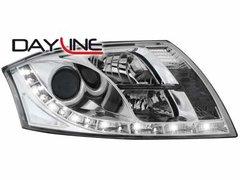 Faros delanteros luz diurna DAYLINE para AUDI TT 98-05