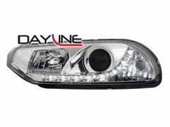 Faros delanteros luz diurna DAYLINE para Alfa Romeo 156 97-03