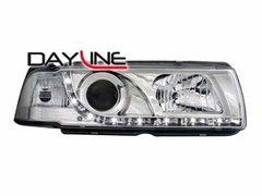 Faros delanteros luz diurna DAYLINE para BMW E36 Lim. 92-98