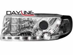 Faros delanteros luz diurna DAYLINE para Skoda Octavia I 00-04